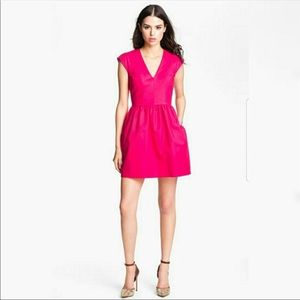 French Connection pink mini dress